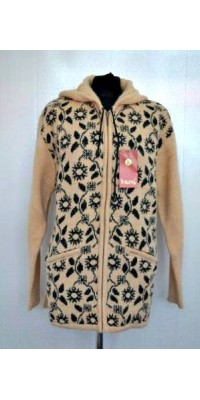 Куртка Nagpal 1221 з квiтами