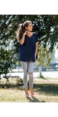 Блуза-батал 639