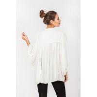 Блуза вишита біла