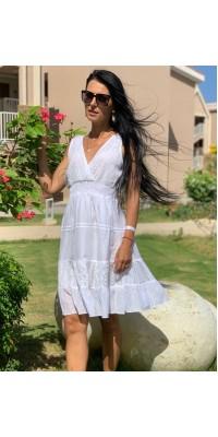 Плаття біле 165