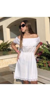 Плаття біле 5104